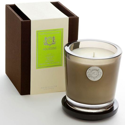 PACIFIC LIME BLOSSOM candle large