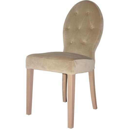 NIKO dining chair beige/taupe