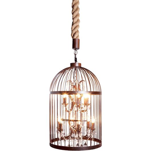 Picture of CAGE chandelier d65cm black