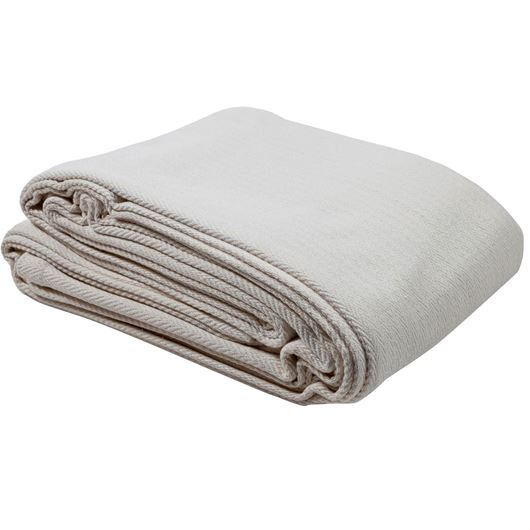 Picture of HERRING bedspread 250x280 white