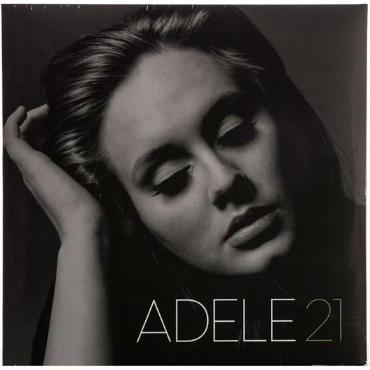 Picture of ADELE 21 vinyl