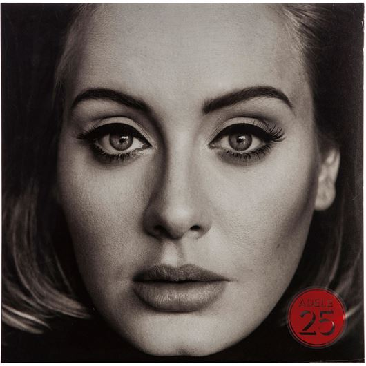 Picture of ADELE-25 vinyl