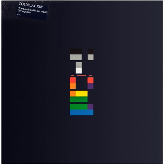 Picture of COLD PLAY X & Y vinyl