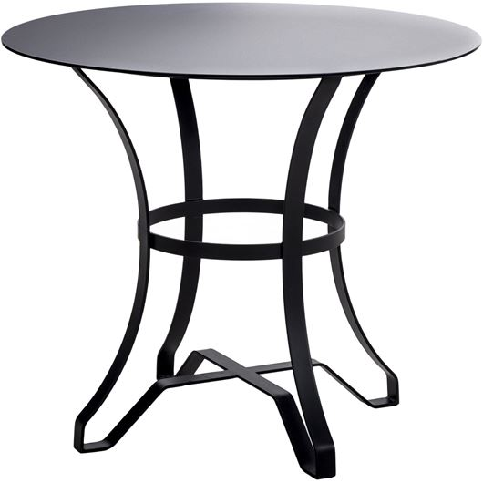 Picture of TEE occasional table d90cm black