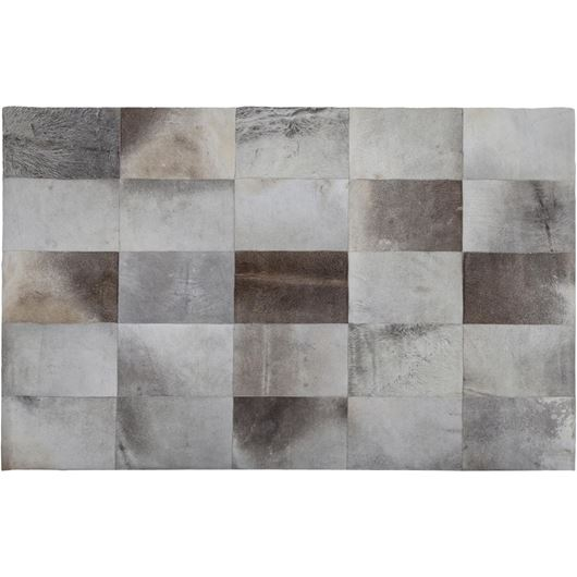 Picture of MARCUS rug 170x240 grey/brown