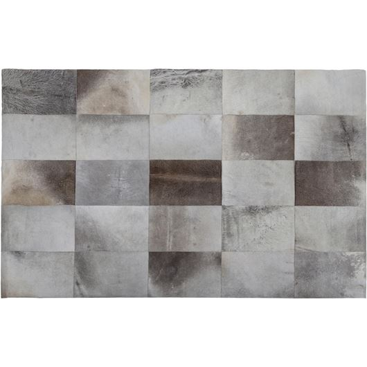 Picture of MARCUS rug 200x300 grey/brown