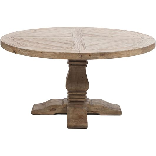 Picture of PREED dining table d150cm natural