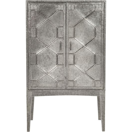 Picture of ROXY cabinet 152x92 silver