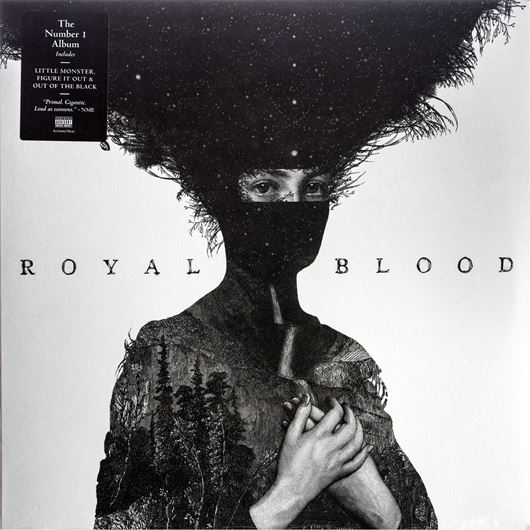 Picture of ROYAL BLOOD vinyl