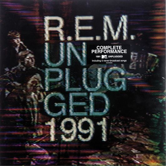 Picture of MTV UNPLUGGED 1991 vinyl