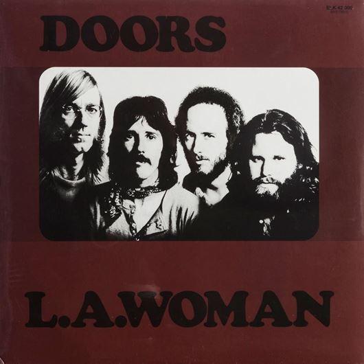 Picture of L.A. WOMAN vinyl