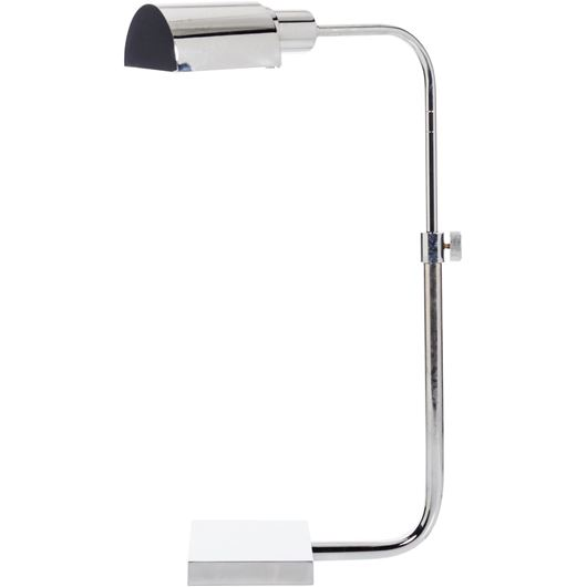 Picture of HEDDA table lamp h43cm stainless steel