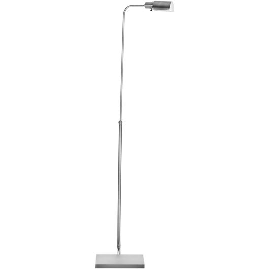 Picture of HEDDA floor lamp h135cm stainless steel