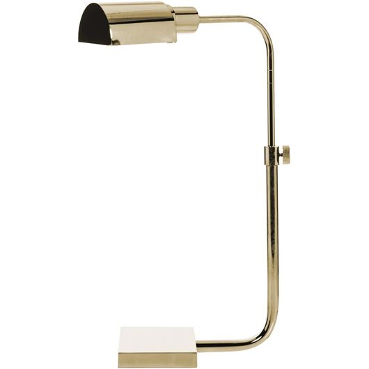 Picture of HEDDA table lamp h43cm brass