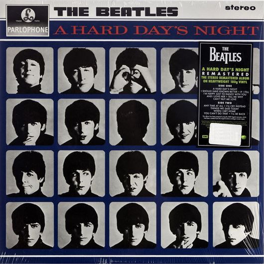 Picture of A HARD DAYS NIGHT vinyl