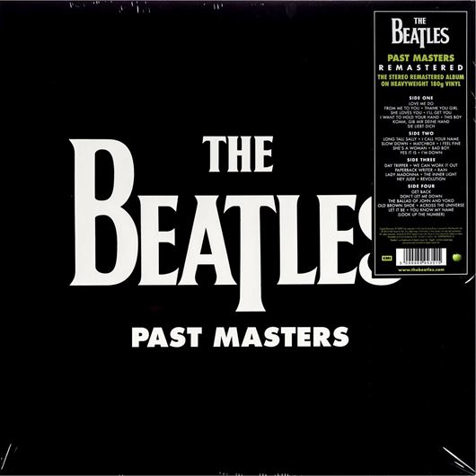 Picture of PAST MASTERS vinyl