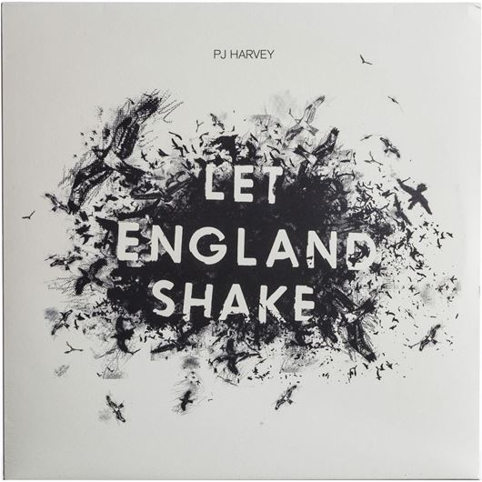 Picture of LET ENGLAND SHAKE vinyl