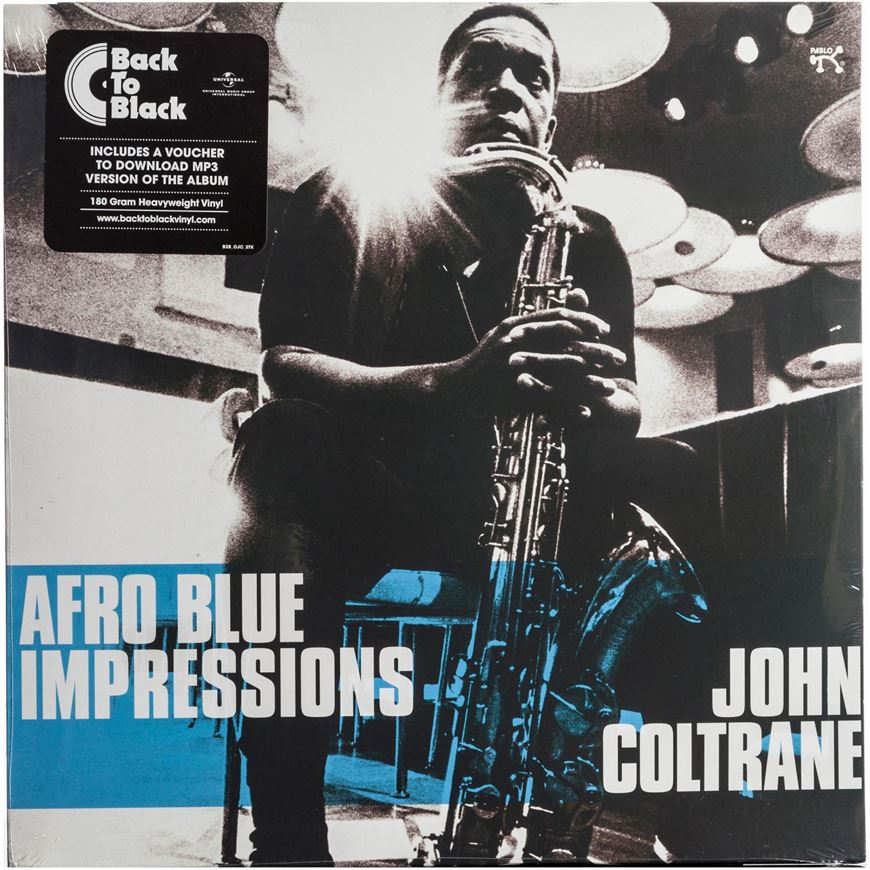Picture of AFRO BLUE IMPRESSIONS vinyl
