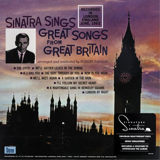 Picture of GREAT SONGS FROM GREAT BRITAIN vinyl