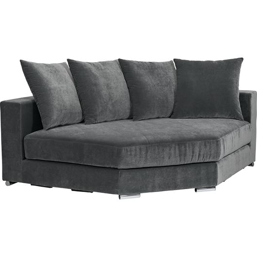 Picture of NICOLETA maxi corner grey