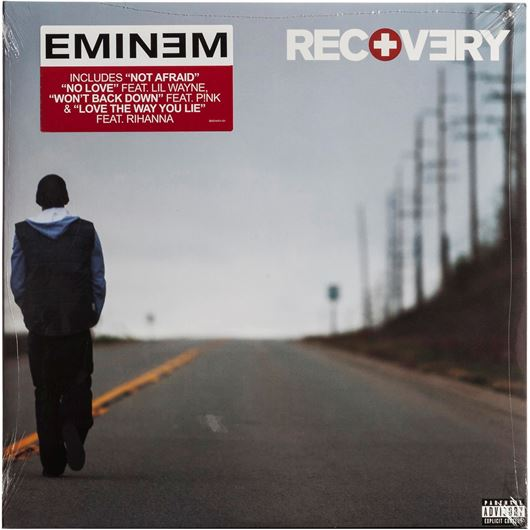 Picture of RECOVERY vinyl