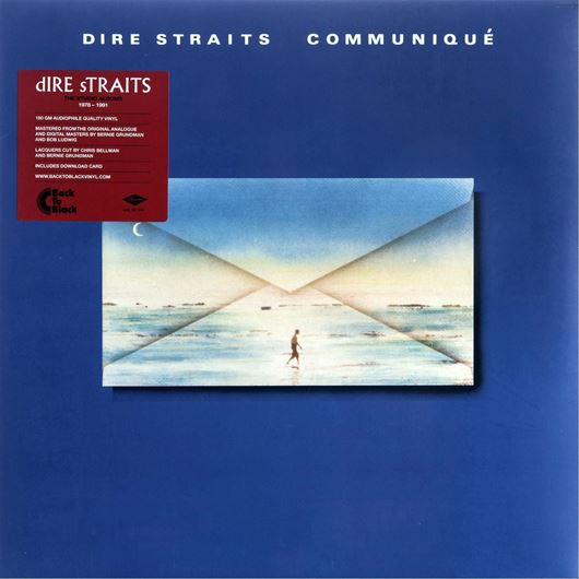 Picture of COMMUNIQUE vinyl