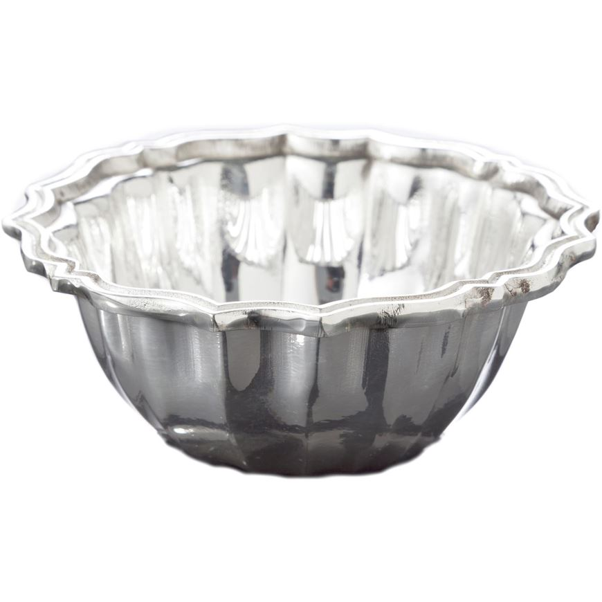 Picture of ALANA bowl d13cm silver