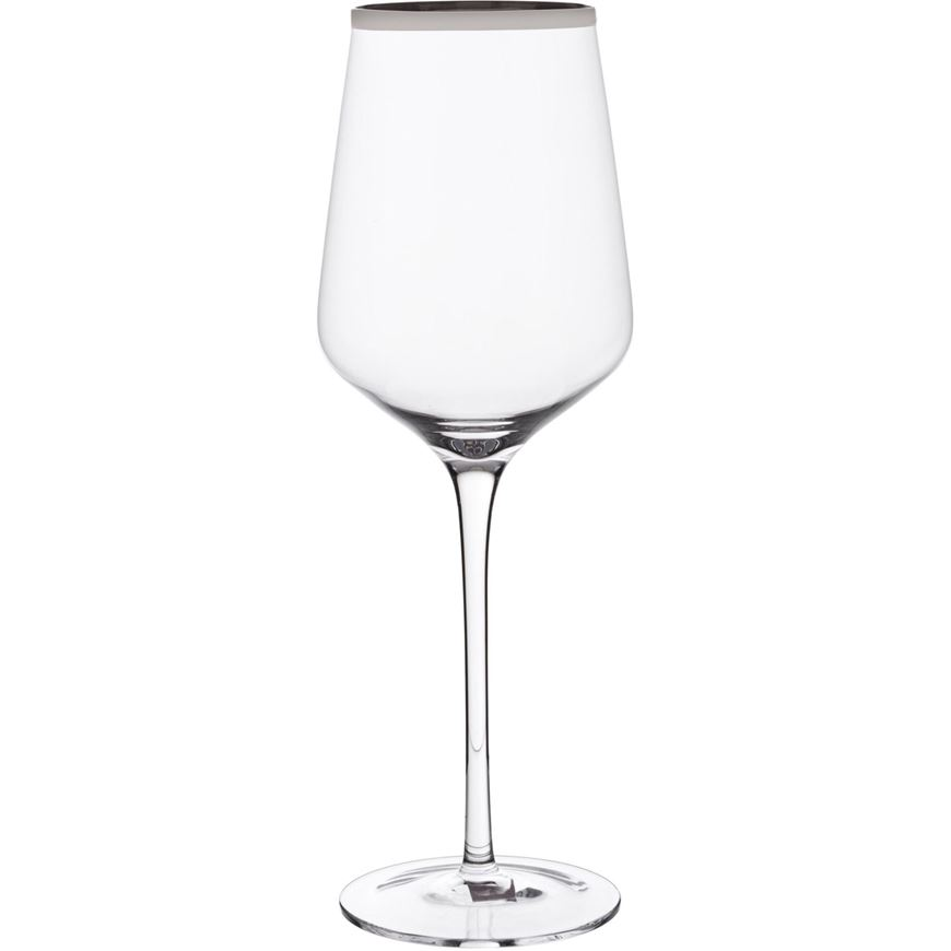Picture of PLATIN white wine glass h25cm clear