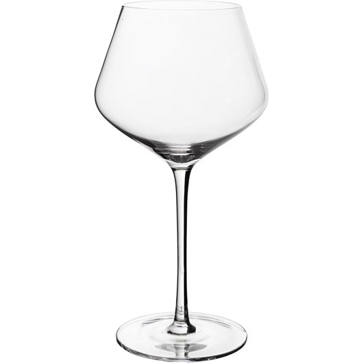 Picture of JANAY red wine glass h26cm clear