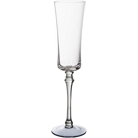 Picture of MARSHA champagne glass h26cm clear