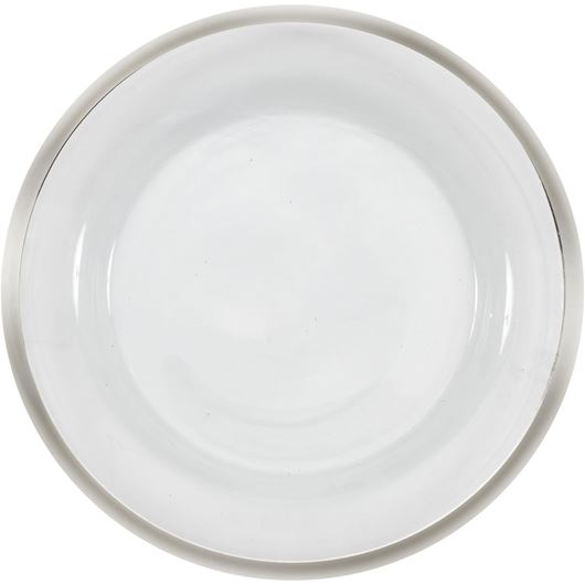 Picture of IMANA side plate d21cm white