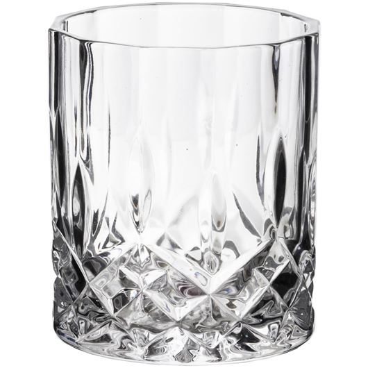 Picture of SOLTA whisky glass h9cm clear