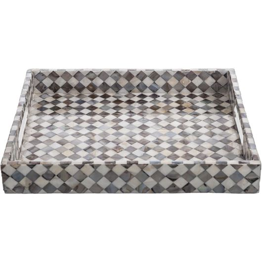 Picture of ARAGON tray 25x29 brown