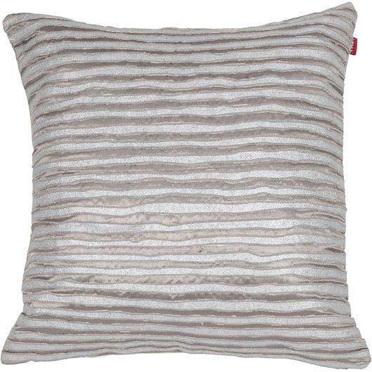 Picture of MADDIE cushion cover 50x50 grey/silver