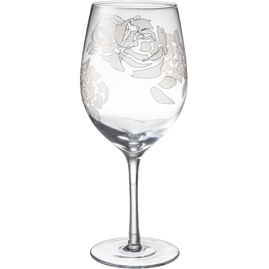 Picture of ALAIN red wine glass h23cm clear