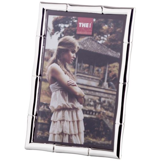Picture of LINA photo frame 10x15 silver