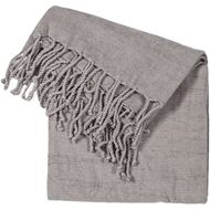 Picture of FUZZY throw 130x170 grey