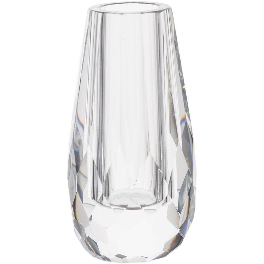 JOSS vase h12cm clear
