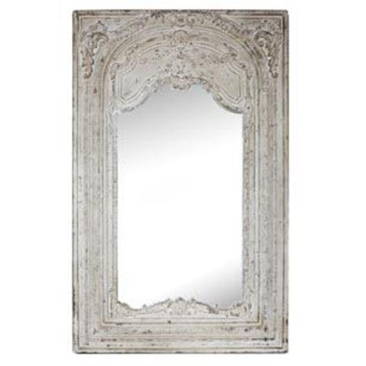 Picture of MINAKO mirror 225x145 grey/clear