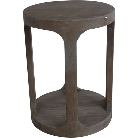 Picture of REWA side table d50cm natural
