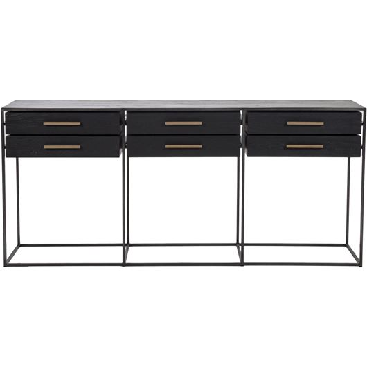 Picture of BRITE console 200x40 black