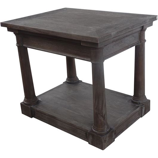 Picture of NEWA side table 71x53 brown