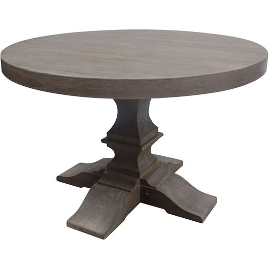 Picture of MEL dining table d122cm natural