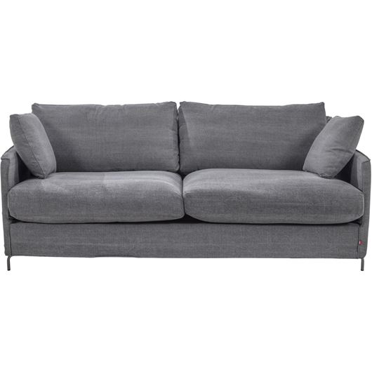 Picture of PETITO sofa 2.5 grey