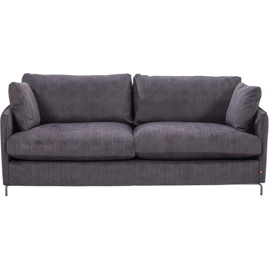 Picture of PETITO sofa 2.5 dark grey