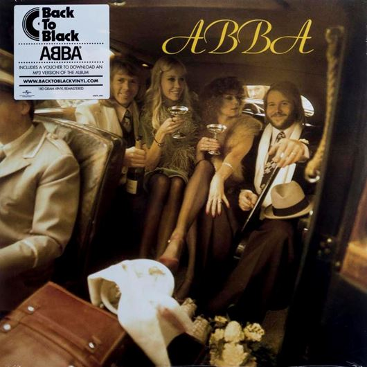Picture of ABBA vinyl