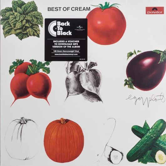 Picture of BEST OF CREAM vinyl