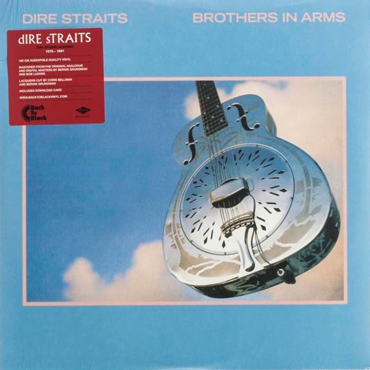 Picture of BROTHERS IN ARMS vinyl