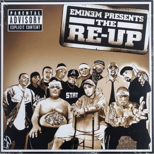 Picture of EMINEM PRESENTS THE RE-Up vinyl
