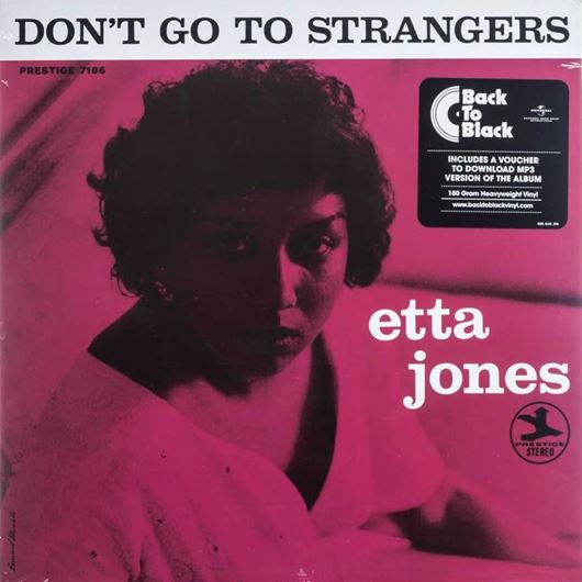 Picture of DONT GO TO STRANGERS vinyl
